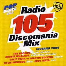 Various – Discomania Mix Inverno 2004 - (CD) - MAN-254