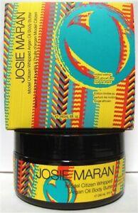 Josie Maran Model Citizen Whipped Argan Oil Body Butter 8oz African Red Rooibos