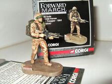 Corgi CC59147 Special Forces, SAS Trooper 1991 in 1:32 Scale.