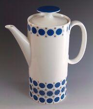 "THOMAS Porcelain - MEDALLION by Richard Scharrer - Coffee Pot - 9"""