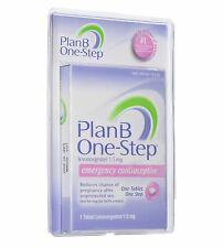 Teva Pharmaceuticals Plan B One Step Levonorgestrel 1.5 mg