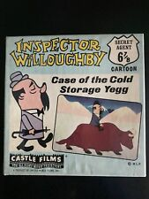 Inspector Willoughby Case of the Cold Storage Yegg 8mm Vintage Film