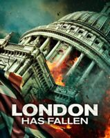 Neuf London Has Fallen Steelbook Blu-Ray (LGB95336SB)