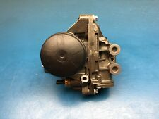 BMW original oil filter unit with thermostat housing 11428683206 11427850293