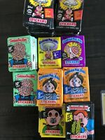 Garbage Pail Kids Original Series Unopened Pack