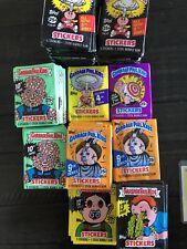 Garbage Pail Kids Original Series Unopened Pack