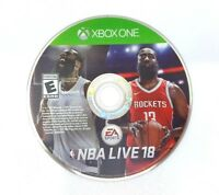 NBA Live 18 The One Edition (Microsoft Xbox One) - NO CASE !!! FREE SHIPPING ™