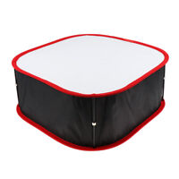Instant Foldable Collapsible Softbox Diffuser Case Cover Box for LED Light Panel