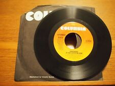 """CHICAGO If You Leave Me Now US 7"""" VINYL Single Record 1976 Columbia 310390 Rock"""