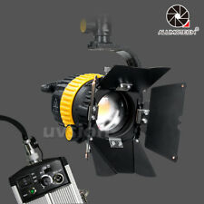 For Video High CRI 5500/3200K Portable 50W LED Spotlight Continuous Lit+V-Lock