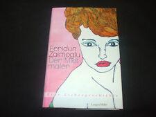 Feridun Zaimoglu - Der Mietmaler - Eine Liebesgeschichte - gebundenes Buch