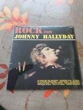 Disque Johnny Hallyday 33 Tours Neuf Sous Blister