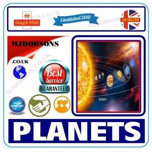 SOLAR SYSTEM VIEWER -EARTH EXOPLANET EXPLORER NASA PLANET