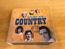 Golden Age Of Country - 10 CD Set - Time Life
