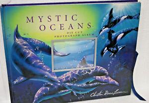 Mystic Oceans Die Cut Photograph Album by Christian Riese Lassen