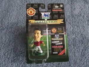 Very Rare Ryan Giggs Manchester United Corinthian Headliners Blister MUS23 1997