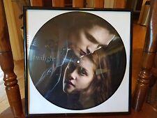 Bella & Edward TWILIGHT Motion Picture Soundtrack Vinyl Record LP Rob Pattinson