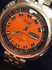 Rare Vintage Seiko Dive Watch 6106-7109 17 Jewels