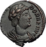 THEODORA wife of Constantius I Chlorus 337AD Authentic Ancient Roman Coin i58642