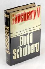 Signed Association Copy to George Plimpton 1969 Sanctuary V Budd Schulberg