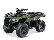 2016 Arctic Cat Alterra 400 Atv - Green or Red Available - Warranty