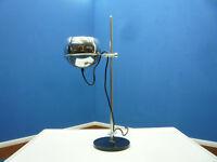 Architekten Tischlampe Plexi Chrom Sehr guter Originalzustand 60er