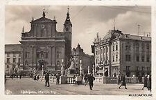* Slovenia - Ljubljana - Marijin trg 1942 Italian Mail