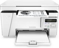 HP LaserJet Pro MFP M26nw S/W-Laserdrucker Scanner Kopierer USB LAN WLAN - Neu