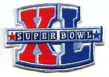 SUPER BOWL XL SUPERBOWL SB 40 PATCH STEELERS SEAHAWKS PLAYER JERSEY PATCH