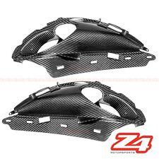 2008-2017 Hayabusa GSX1300R Upper Front Nose Headlight Scoop Cover Carbon Fiber