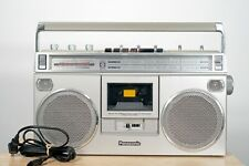 Vintage Panasonic Rx-5090 Fm Am Stereo Radio Cassette Recorder - Working/Tested