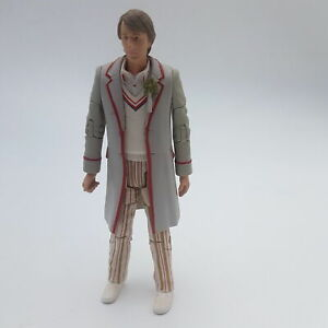 "Doctor Who: The Fifth Doctor 5.5"" Action Figure (Peter Davison) Character Opt..."