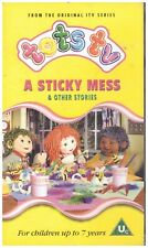 Tots TV: A Sticky Mess & Other Stories VHS from Carlton (30074 90283)
