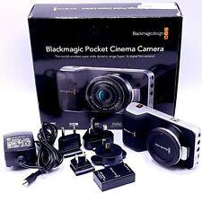 Blackmagic Pocket Cinema Camera Raw Super16 Micro Four Thirds Mount (BMPCC)