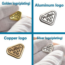 Rolleiflex Metal decoration logo