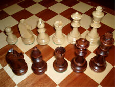 Schach, Schachfiguren aus Holz Staunton Nr 4