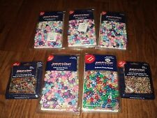 Jewelry and Craft Beads Lot of 7, NIP