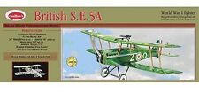 Guillow British se5-a BALSA KIT di aeromobili (G202)