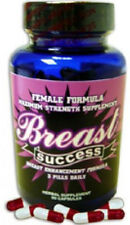 BREAST SUCCESS - 90 Capsules - All Natural Breast Enhancement Formula for Women