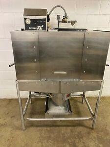 Jackson Low Temp 115 Volt Dish Machine Washer Tested