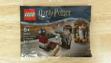 LEGO Harry Potter Set 30407 Harry's Journey to Hogwarts Castle with Hedwig Owl