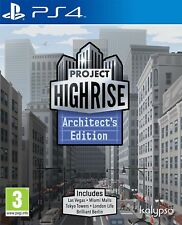 Project Highrise: Architect's Edition | PlayStation 4 PS4 New (1)