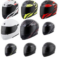 2019 Scorpion EXO-GT920 Full Face Modular Motorcycle Helmet -Pick Size & Color