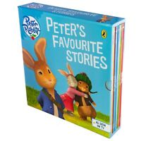 Peter Rabbit 9 Books Box Set Children Collection Paperback By Beatrix Potter