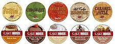 30 Cake Boss and Guy Fieri Variety K Cups Pack - 10 Different K Cup Flavors