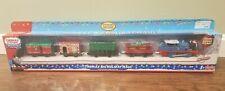 NEW 2011 Thomas & Friends Trackmaster Christmas Big Holiday Haul Santa Train