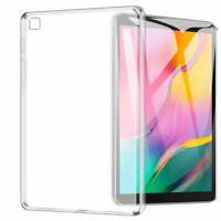 TPU Silikon Case Samsung Galaxy Tab A 10.1 T510 515 2019 Matt Klar Crystal Cover