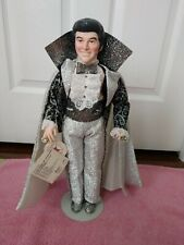 Effanbee 1986 Liberace Doll With Tags Stand Included