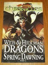 Dragonlance Chronicles Dragons of Spring Dawning Part 2 V2 (PB)< 9781934692110