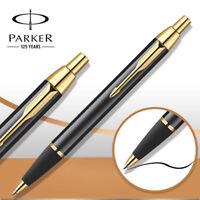 Office Metal Parker IM Ballpoint Pen 0.5mm Nib School Student Writing Stationery